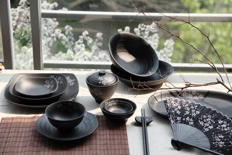 Chén bát phong cách Nhật