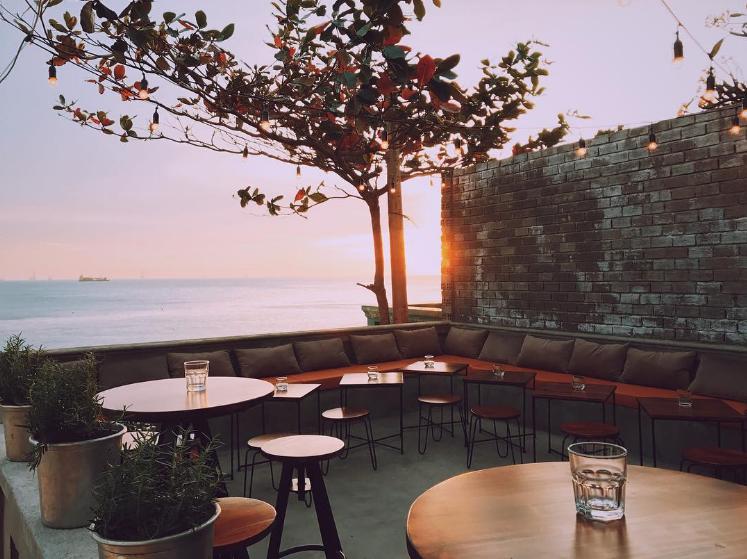 thiết kế quán cafe tình yêu