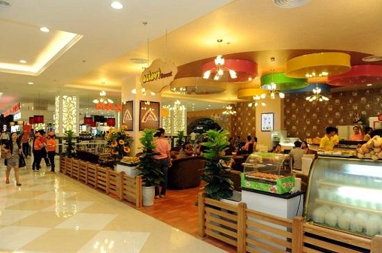 khu ẩm thực food court